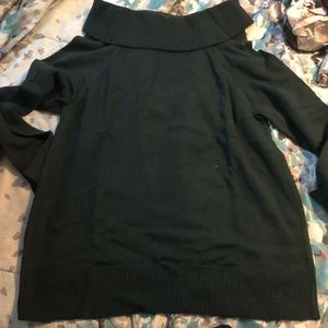 Gap sweater emerald sweater